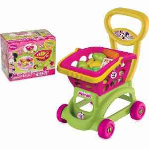 اسباب بازی چرخ دستی دد طرح مینی موس مدل Minnie Market Trolley 01973،فروشگاه اینترنتی آف تپ