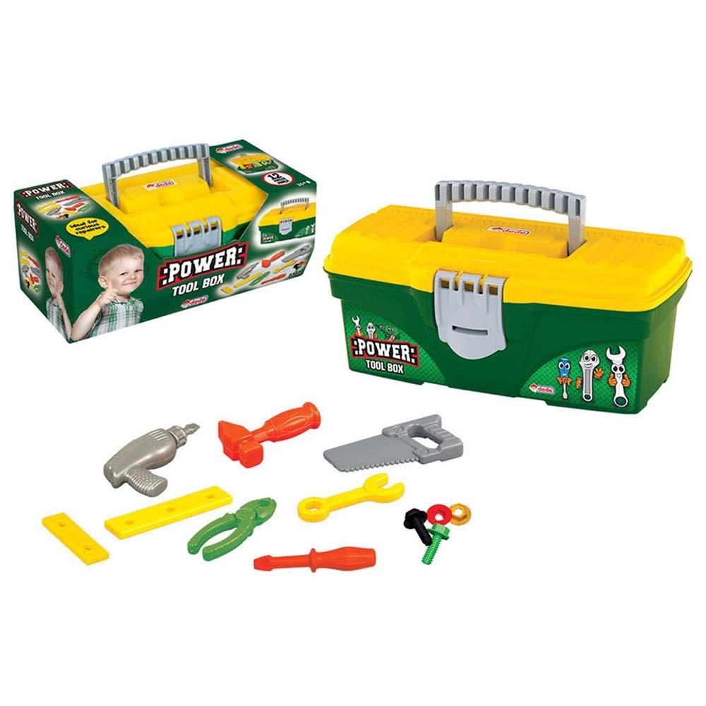 اسباب بازی جعبه ابزار دد کد 03030 مجموعه 13 عددی،فروشگاه اینترنتی آف تپ
