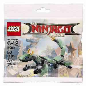 لگو سری NINJAGO مدل GREEN NINJA MECH DRAGON 30428،فروشگاه اینترنتی آف تپ