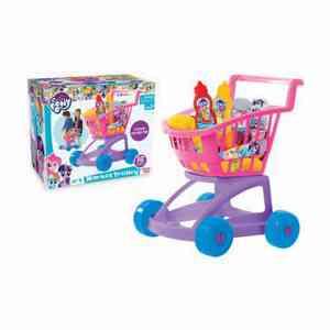 اسباب بازی چرخ دستی دد طرح مای لیتل پونی مدل Market Trolley 03337،فروشگاه اینتنتی آف تپ