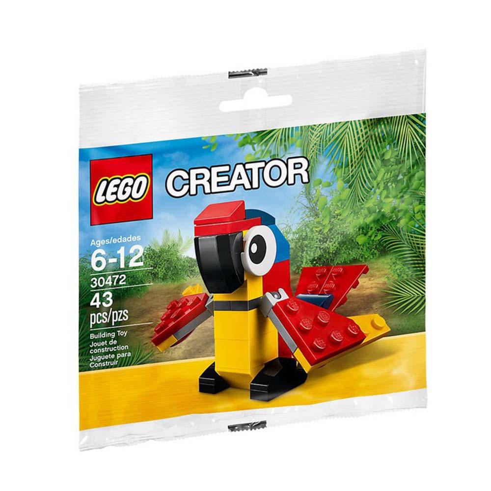 لگو سری Creator مدل Parrot 30472،فروشگاه اینترنتی آف تپ