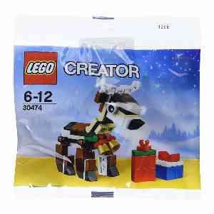 لگو سری Creator مدل Reindeer 30474،فروشگاه اینترنتی آف تپ