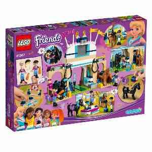 لگو سری Friends مدل 41367 Stephanie s Horse Jumping Playset،فروشگاه اینترنتی آف تپ