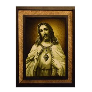 تابلو فرش دست بافت طرح عیسی مسیح کد 1093، فروشگاه اینترنتی آف تپ