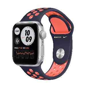 ساعت هوشمند اپل واچ سری SE مدل 44mm Aluminum Cases with Nike Sport Band،فروشگاه اینترنتی آف تپ