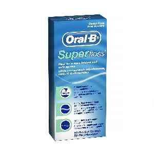 نخ دندان اورال بی مدل سوپر فلاس، فروشگاه اینترنتی آف تپ