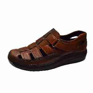 کفش مردانه آفتاب مدل تابستانی چسب دار کد 1321