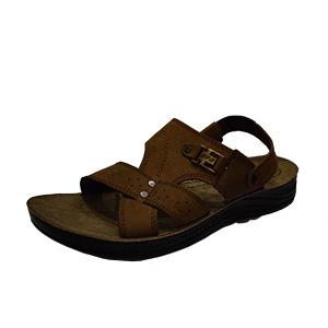 کفش مردانه فرازگام مدل دمپایی رکابدار کد 1340