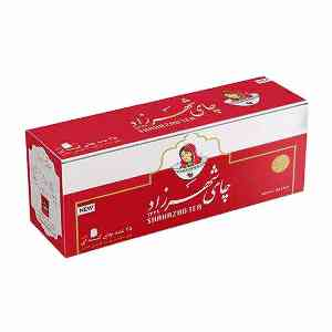 چای كيسه ای شهرزاد بسته 25 عددی،فروشگاه اینترنتی آف تپ