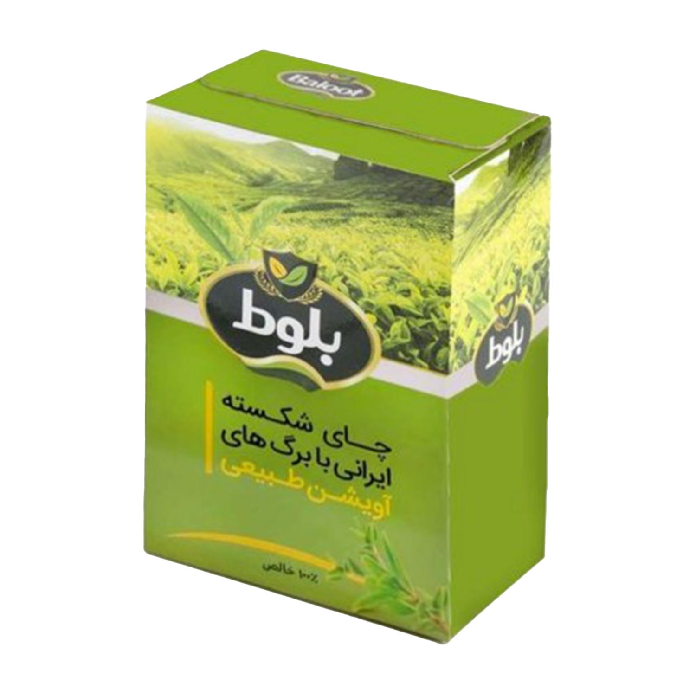 چای شکسته ایرانی  با برگ های آویشن طبیعی بلوط 350 گرم،فروشگاه اینترنتی آف تپ