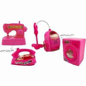 اسباب بازی لوازم خانگی کودک درج تویز مدل Funny Wiring بسته 4 تایی ،فروشگاه اینترنتی آف تپ