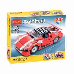 لگو دکول سری Architect کد 3110 ،فروشگاه اینترنتی آف تپ
