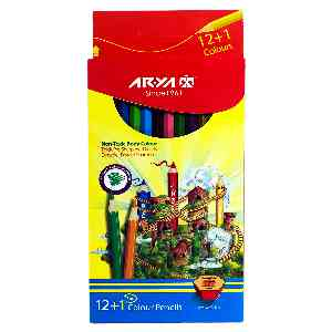 مدادرنگی آریا 1+12 رنگ ARYA ، ارسال رایگان ، تخفیف ، ارزان ، باکیفیت ، online shop ،فروشگاه اینترنتی آف تپ ff tap