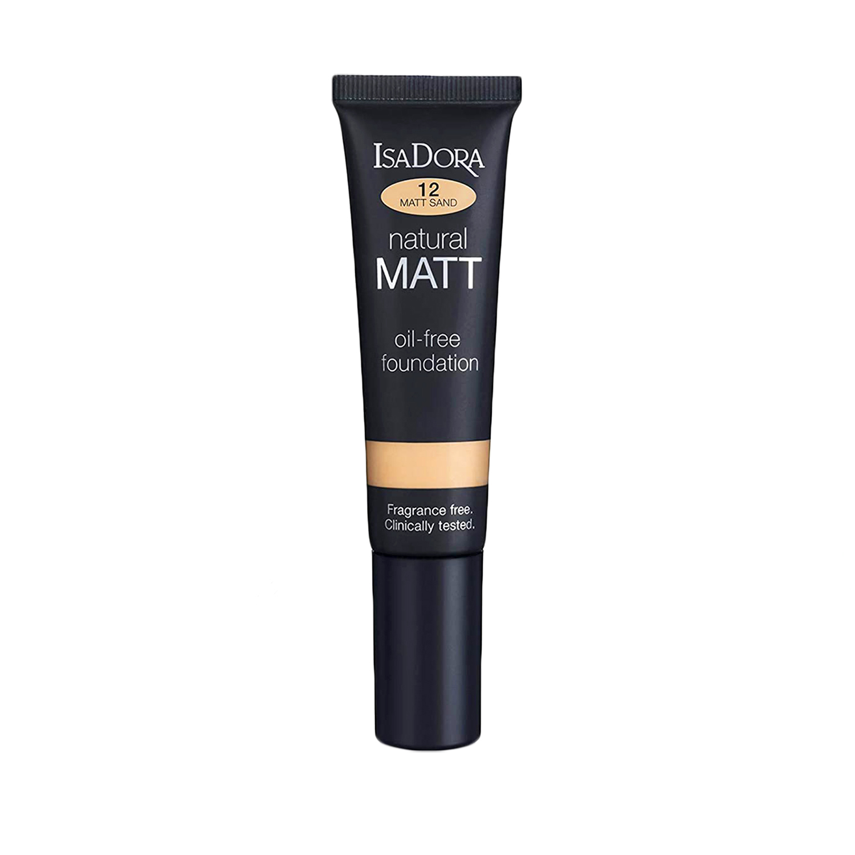 کرم پودر ایزادورا مدل Natural Matt oil free شماره 12 ، ارسال رایگان ، تخفیف ، ارزان ، با کیفیت ، خرید آنلاین  ، فروشگاه اینترنتی off tapp