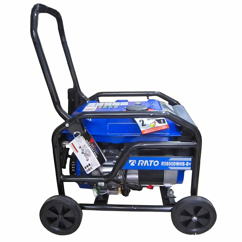 موتور برق بنزینی 3 کیلو وات راتو  R5800،.ارسال رایگان،تخفیف،ارزان،باکیفیت،خرید آنلاین،فروشگاه اینترنتی آف تپ،offtap