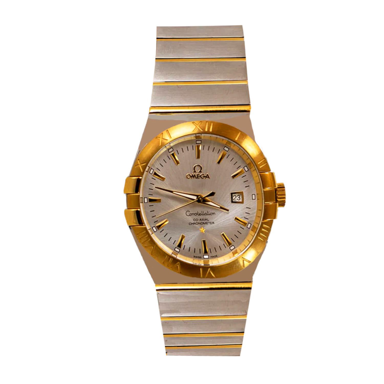 ساعت مچی عقربه ای زنانه OMEGA مدل Constellation، ارسال رایگان، تخفیف، ارزان، باکیفیت، خرید آنلاین، فروشگاه اینترنتی آف تپ OFFTAPP