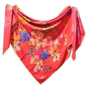 روسری دست دوز نخی مجلسی B205،ارسال رایگان،تخفیف،ارزان،باکیفیت،خرید آنلاین،فروشگاه اینترنتی آف تپ،offtap