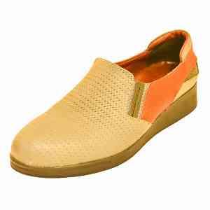 کفش تمام چرم زنانه کدA100