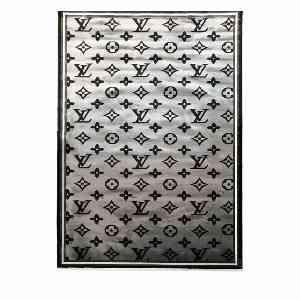 فرش ماشینی آرمانی طرح زبرا کد 709