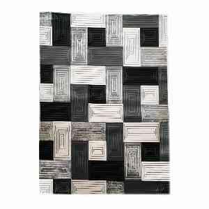 فرش ماشینی آرمانی طرح زبرا کد 764
