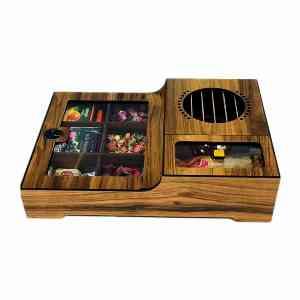 تی باکس چوبی وارمردار کد 2900