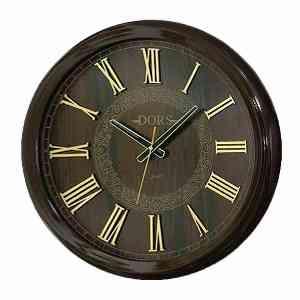 ساعت دیواری مدل دُرس کد 202