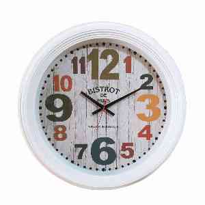 ساعت دیواری لوتوس مدل اسپرت کد 002