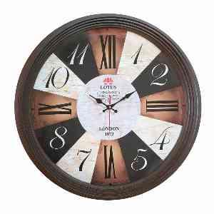 ساعت دیواری لوتوس مدل اسپرت کد 005