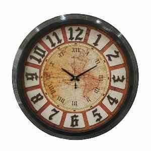 ساعت دیواری طرح هابلوت کد 319