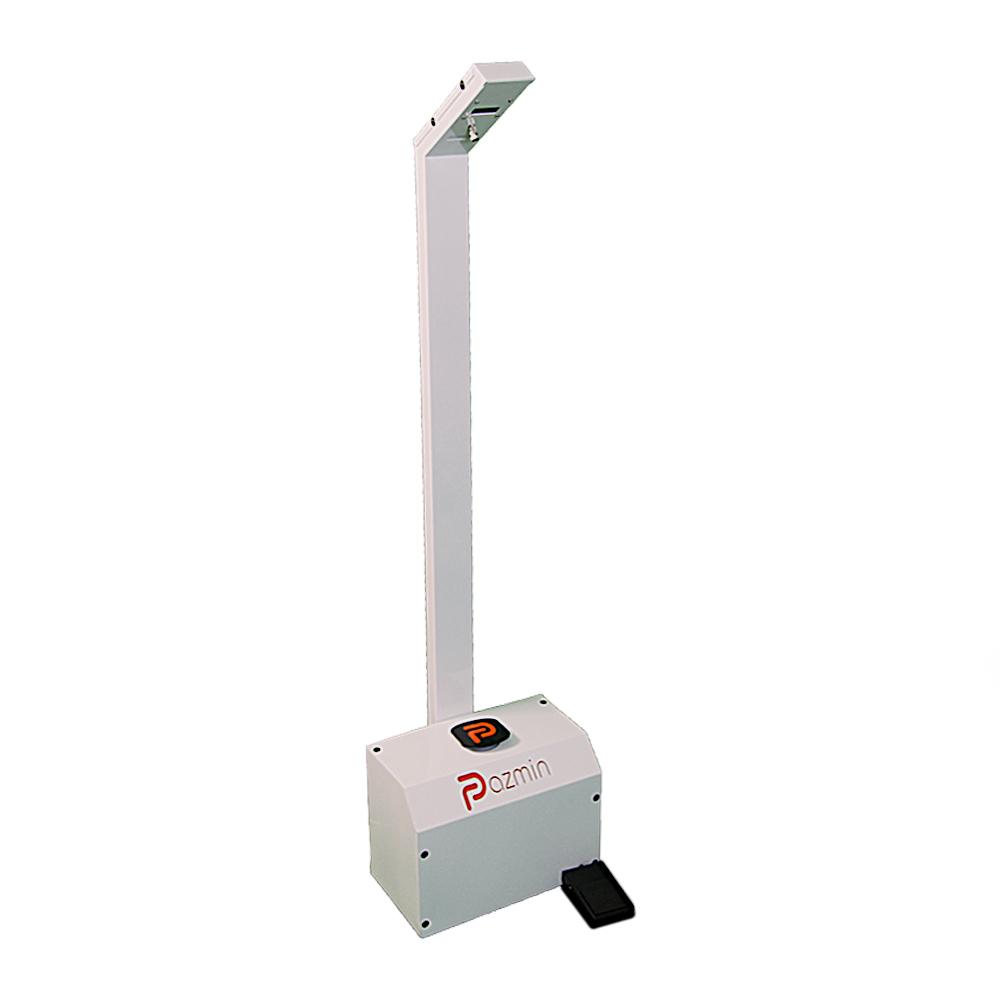 دستگاه ضدعفونی کننده پدالی پازمین مدل PA004W