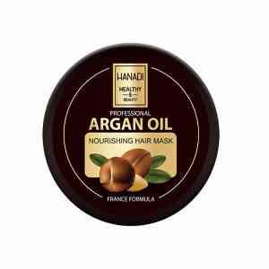 کرم مرطوب کننده هانادی مدل Argan Oil حجم 200 میلی لیتر کد 0020